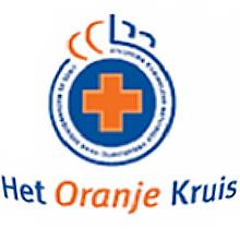 logo van het oranje kruis